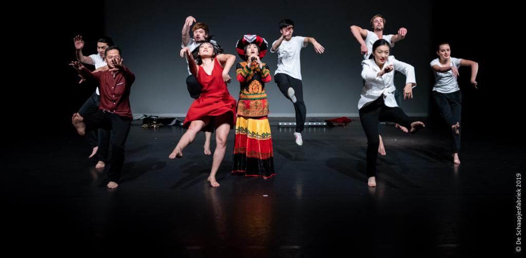 Global Dance Festival | WereldDansWerkPlaats
