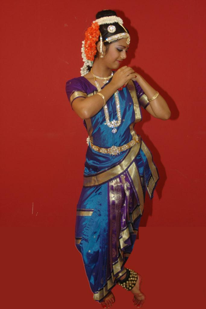 Anuradha Tikai Arangetram